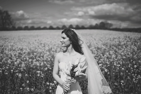 Wedding photographer Notley Abbey